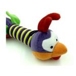 狗狗玩具-Billipets-長粗綿繩發聲玩具-走鵑-NS-6338A-狗狗-寵物用品速遞