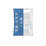 豆腐貓砂 富士一 天然極簡豆乳豆腐貓砂 原味 2L - 原裝行貨 貓砂 豆腐貓砂 寵物用品速遞