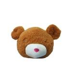 日本Petz Route 狗狗玩具 大動物園啡小熊 一個入 狗狗玩具 Petz Route ペッツルート 寵物用品速遞