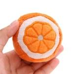日本Petz Route 狗狗玩具 橙色圓橙 一個入 狗狗玩具 Petz Route ペッツルート 寵物用品速遞