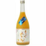 梅乃宿酒造 梅乃宿 細果粒 蜜柑酒 720ml 果酒 Fruit Wine 柑橘酒 清酒十四代獺祭專家