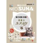 木貓砂 日本NEO SUNA珪藻沙木砂 6L (卡其色) 貓砂 木貓砂 寵物用品速遞