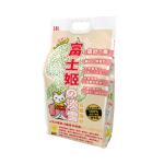 富士姬之淡雪-豆腐貓砂-富士姬之淡雪-天然淨白豆乳豆腐貓砂-綠茶味-淡雪限定版-18L-原裝行貨-豆腐貓砂-寵物用品速遞
