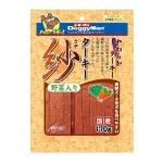 日本DoggyMan 日本國產「紗」火雞肉及蔬菜切條 170g 狗小食 DoggyMan 寵物用品速遞
