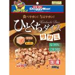 日本DoggyMan 日本國產狗狗小食 骰仔雞肉方粒 300g 狗小食 DoggyMan 寵物用品速遞