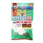 日本DoggyMan 狗狗潔齒磨牙棒 SS超型小型犬適用 45g 狗小食 DoggyMan 寵物用品速遞