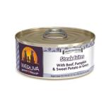WeRuVa 狗罐頭 經典系列 澳洲牛肉+南瓜+甘薯 Steak Frites 156g (深紫) (001099) 狗罐頭 狗濕糧 WeRuVa 寵物用品速遞