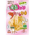 貓小食-日本Petz-Route-毛玉-去毛球-鯛魚絲-25g-貓用-粉紅-Petz-Route-寵物用品速遞