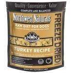 Northwest Naturals 無穀物凍乾脫水狗糧 火雞 12oz (NWFDTUR) 狗糧 Northwest Naturals 寵物用品速遞