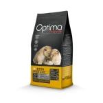 Optima nova 幼獅子母孕育配方 Kitten Chicken & Rice 8kg (OCK-L) 貓糧 Optima 寵物用品速遞