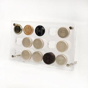 酒品配件-Accessories-日式酒蓋收藏架-斜邊膠架-簡約透明-其他用品-清酒十四代獺祭專家