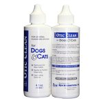 貓犬用清潔美容用品-亮麗清潔洗耳水-4oz-REM006-耳朵護理-寵物用品速遞