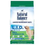 狗糧-Natural-Balance-L_I_D_-無穀系-羊肉鷹嘴豆成犬糧-24lb-Natural-Balance-寵物用品速遞