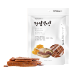 Petoria 韓式秘製蜂蜜牛油鴨肉片 120g (PTA-1667) 狗小食 Petoria 寵物用品速遞