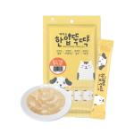 Petoria 唧唧樂 雞肉三文魚 60g (PTA-6092) 貓犬用小食 Petoria 寵物用品速遞