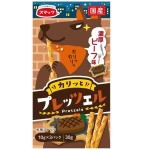 日本SMACK 狗狗百力滋 Dog Pretz 低脂肪 濃味厚切牛肉味 30g (啡) 狗小食 SMACK  スマック 寵物用品速遞