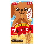 日本SMACK 狗狗百力滋 Dog Pretz 芝士味 30g (紅) 狗小食 SMACK  スマック 寵物用品速遞