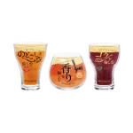 日本木本硝子 專業品味啤酒杯套裝 3個入 酒品配件 Accessories 酒杯/玻璃杯 清酒十四代獺祭專家