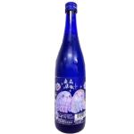 三芳菊 抗疫神獸Amabieアマビエ 疫病退散 特別純米酒 720ml (藍) 清酒 Sake 三芳菊 清酒十四代獺祭專家
