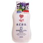 日本SARAYA Arau Baby 無添加嬰兒奶樽食器清潔液 薰衣草味 400ml 生活用品超級市場 洗衣用品