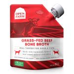貓犬用小食-Open-Farm-草飼牛肉鮮熬骨湯-12fl-oz-貓犬用-OF-BB-B-紅-Open-Farm-寵物用品速遞