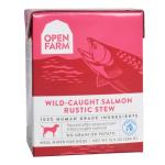 狗罐頭-狗濕糧-Open-Farm-狗濕糧-燉肉配方-野生三文魚-12_5oz-OFD-ST-WS-Open-Farm-寵物用品速遞