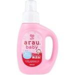 日本SARAYA Arau Baby 無添加嬰兒洗衣液 無香 800ml 生活用品超級市場 洗衣用品