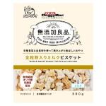 日本DoggyMan 膳食纖維小麥 無添加 牛奶餅乾 300g 狗小食 DoggyMan 寵物用品速遞