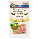 日本DoggyMan 狗狗瘋狂咀嚼 潔齒去口臭 軟狗骨小食 4本入 狗小食 DoggyMan 寵物用品速遞