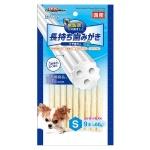 日本DoggyMan 獸醫推薦 狗狗深層潔齒小食 牛奶味 S碼 9本入 狗小食 DoggyMan 寵物用品速遞