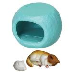 日本直送 貓公仔擺設 睡覺小貓和老鼠與貓窩 3枚入 生活用品超級市場 貓咪精品