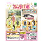 日本直送 貓公仔擺設 指尖上的小貓 一套六隻 生活用品超級市場 貓咪精品