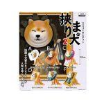 日本直送 狗公仔擺設 被卡著頭的狗狗 一套六隻 生活用品超級市場 狗狗精品