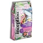 Inception優純 天然貓糧 火雞及鯡魚配方 13.5lb (INC-TH2) 貓糧 Inception 寵物用品速遞