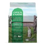 Open Farm 無穀物貓糧 火雞+走地雞 8lb (OFTC-8C) 貓糧 Open Farm 寵物用品速遞