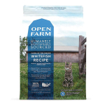 Open Farm 無穀物貓糧 海捕時令白魚+扁豆 4lb (OFWF-4C) 貓糧 Open Farm 寵物用品速遞