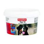 狗狗保健用品-beaphar-TOP10-多功能維他命保健片-180片-10394-營養保充劑-寵物用品速遞