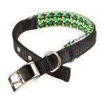 狗衣飾-雨衣-狗帶-ferplast-Davtona-Fantasy-頸圈-M-黑色-232201-狗狗-寵物用品速遞