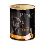 狗罐頭-狗濕糧-Piper-黑鑽狗罐頭系列-成犬配方-鵪鶉-800g-PQ800-Piper-寵物用品速遞