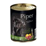 狗罐頭-狗濕糧-Piper-黑鑽狗罐頭系列-成犬配方-野味-南瓜-800g-PG800-Piper-寵物用品速遞