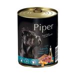 狗罐頭-狗濕糧-Piper-黑鑽狗罐頭系列-成犬配方-羊肉-甘筍-糙米-800g-PL800-Piper-寵物用品速遞