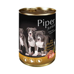 狗罐頭-狗濕糧-Piper-黑鑽狗罐頭系列-幼犬配方-雞胗-糙米-400g-PCGJ400-Piper-寵物用品速遞