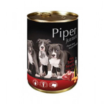 狗罐頭-狗濕糧-Piper-黑鑽狗罐頭系列-幼犬配方-牛心-甘筍-400g-PBHJ400-Piper-寵物用品速遞