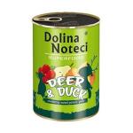 狗罐頭-狗濕糧-Dolina-Noteci-狗罐頭-鹿-鴨-400g-DDD400-Dolina-Noteci-寵物用品速遞