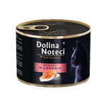 貓罐頭-貓濕糧-Dolina-Noteci-貓罐頭-三文魚-185g-DCS-Dolina-Noteci-寵物用品速遞