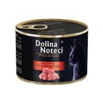 貓罐頭-貓濕糧-Dolina-Noteci-貓罐頭-牛仔肉-185g-DCV-Dolina-Noteci-寵物用品速遞