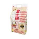 豆腐貓砂 富士姬之淡雪 天然淨白豆乳豆腐貓砂 原味 18L - 原裝行貨 (FKV1 N1) 貓砂 豆腐貓砂 寵物用品速遞