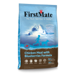 狗糧-FirstMate-無穀物全犬糧-雞肉-藍莓-5lb-FirstMate-寵物用品速遞