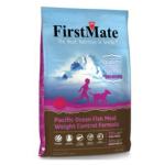狗糧-FirstMate-無穀物高齡或體重控制犬糧-海魚-馬鈴薯-5lb-FirstMate-寵物用品速遞
