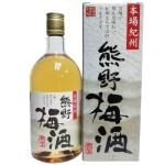 プラム食品 熊野梅酒 720ml 酒 梅酒 Plum Wine 清酒十四代獺祭專家